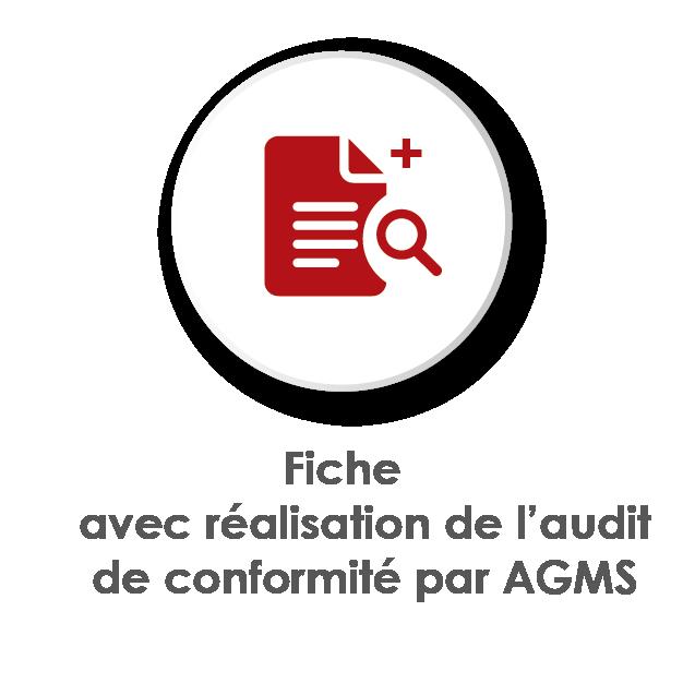 Fiche analyse conformité avec audit